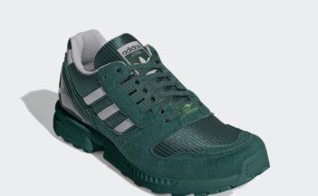 adidas ZX 8000 Collegiate Green FV3269 Release Date Info