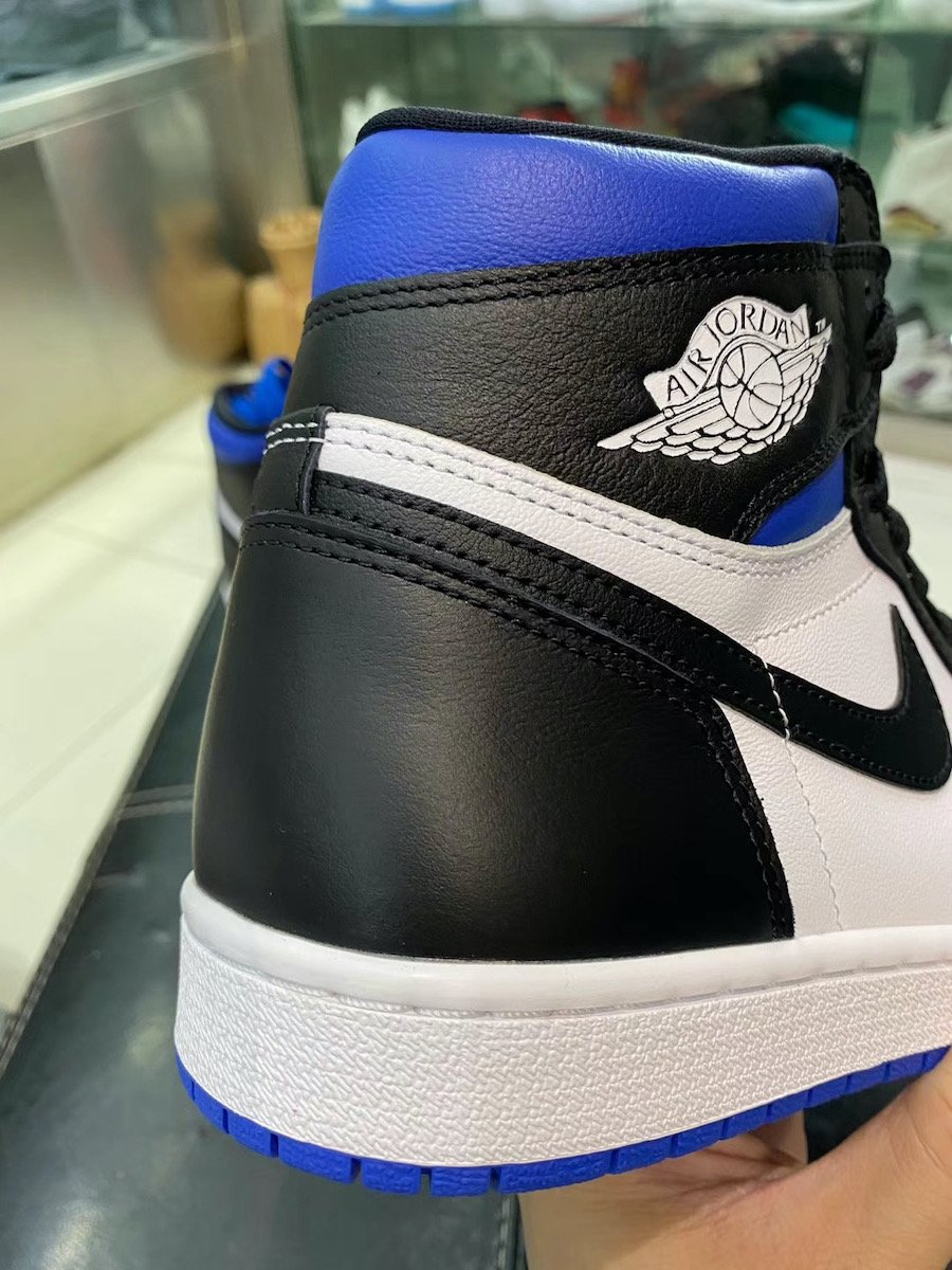 Air Jordan 1 Game Royal Toe 555088-041 Release Info