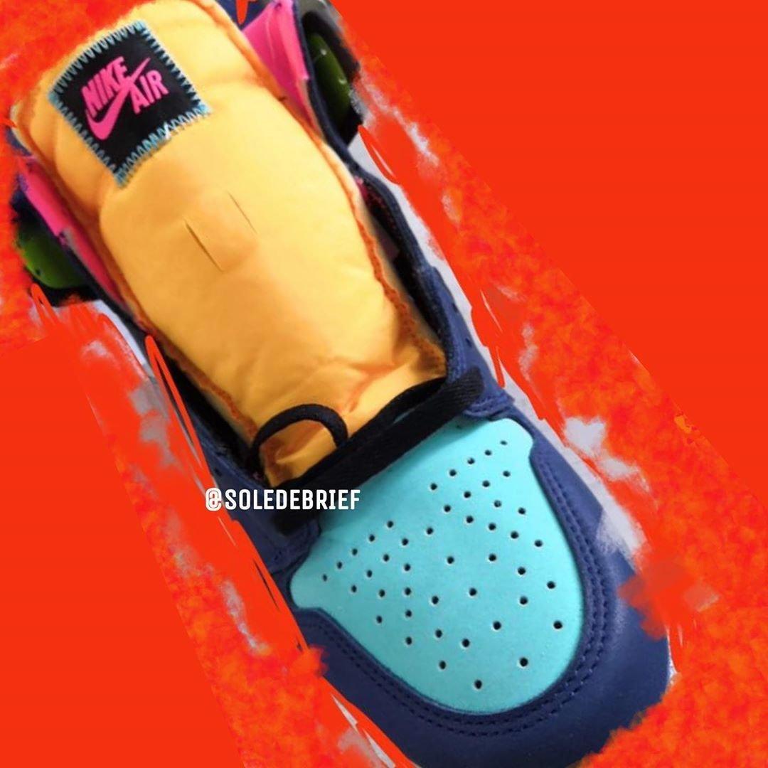 Air Jordan 1 High OG Bio Hack 555088-201 Release Info