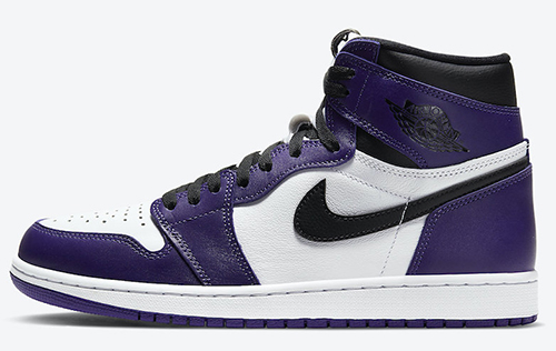 Air Jordan 1 High OG Court Purple Release Date