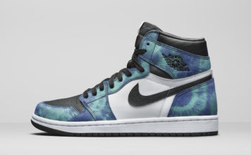 Air Jordan 1 High OG Tie-Dye CD0461-100 Release Info