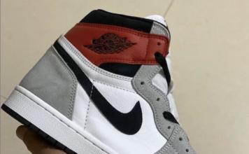 Air Jordan 1 Light Smoke Grey 555088-126 Release Details