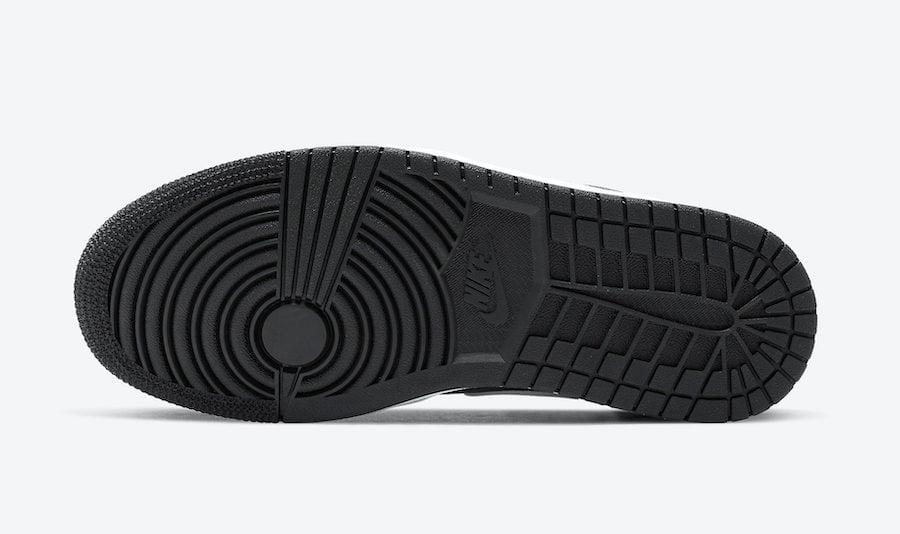 Air Jordan 1 Low Black White AO9944-001 Release Date Info