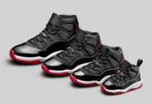 Air Jordan 11 Bred Best Selling Sneaker