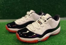Air Jordan 11 Low White Bred Bulls AV2187-160 Release Info