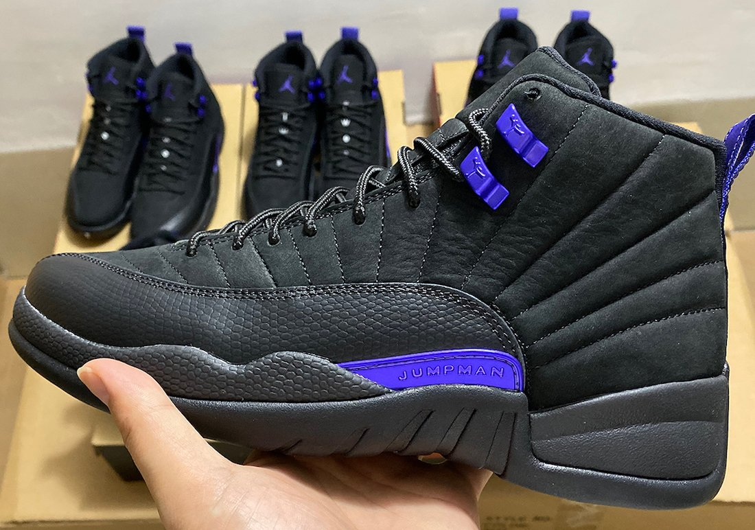Air Jordan 12 Dark Concord CT8013-005 Release Date