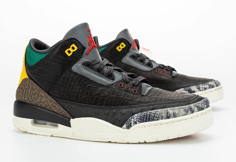 Air Jordan 3 Animal Instinct 2.0 CK4344-002 Release Info