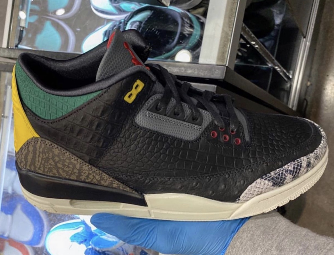 Air Jordan 3 Animal Instinct CK4344-001 Release Info
