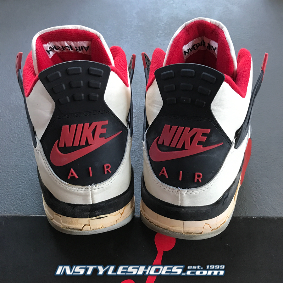 Air Jordan 4 Fire Red 2020 Release Date Info