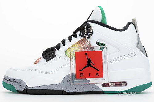 Air Jordan 4 Rasta Release Date