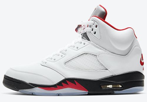 Air Jordan 5 Fire Red 2020 Release Date
