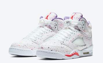 Air Jordan 5 GS Easter CT1605-100 Release Info Price