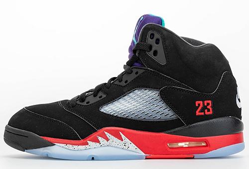 Air Jordan 5 Top 3 2020 Release Date