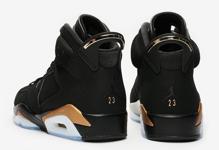 Air Jordan 6 DMP Retro CT4954-007