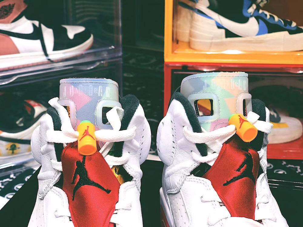 Air Jordan 6 Hare CT8529-062 2020 Release