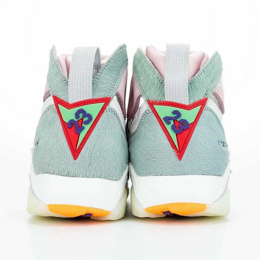 Air Jordan 7 Hare 2 CT8529-002 Release Details