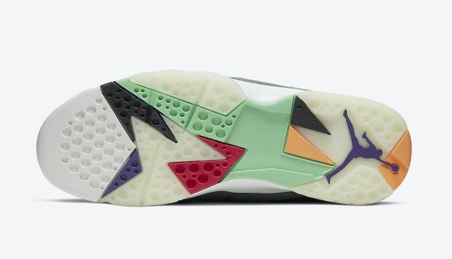 Air Jordan 7 Hare 2.0 CT8528-002 Release Date