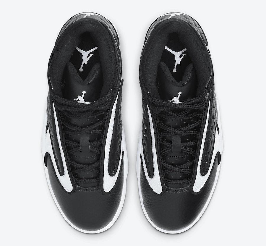 Air Jordan Womens OG Black White 133000-001 Release Date Info