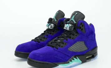 Alternate Grape Air Jordan 5 136027-500 Release Details