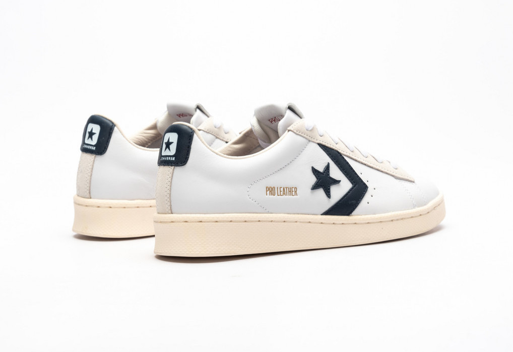 Converse Pro Leather Low White Obsidian 167969C Release Date Info