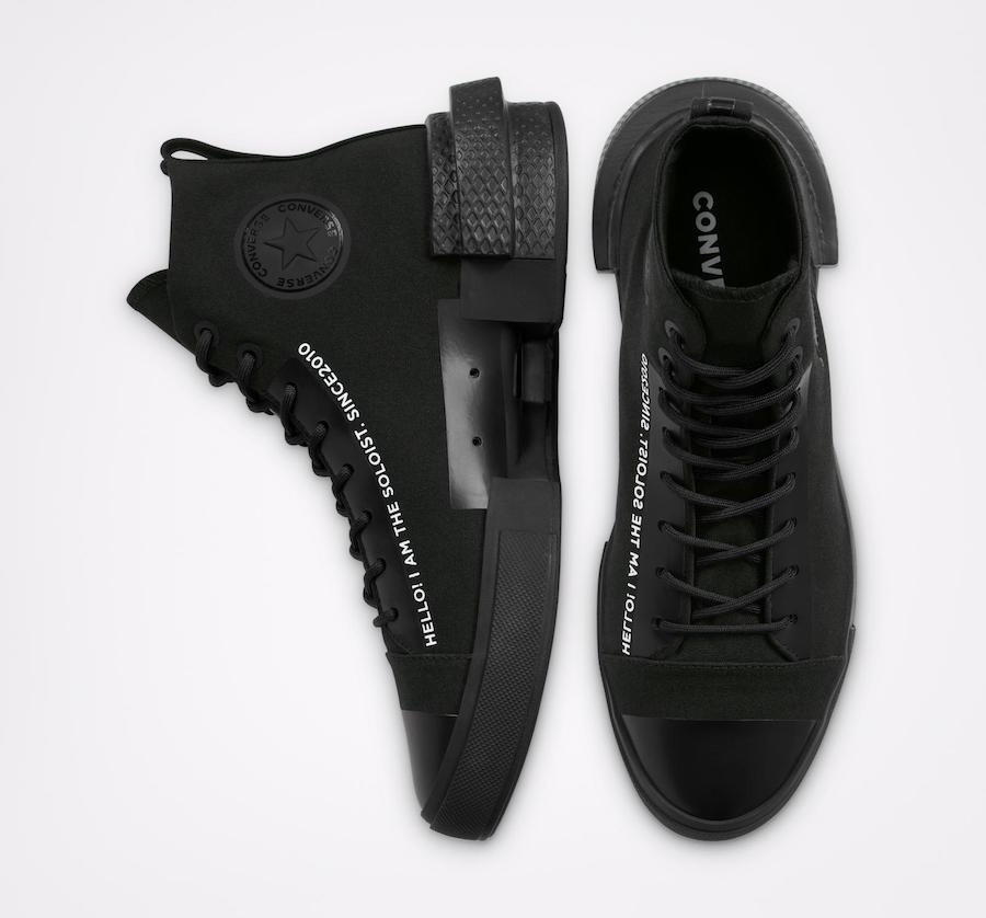 Converse TheSoloist Black
