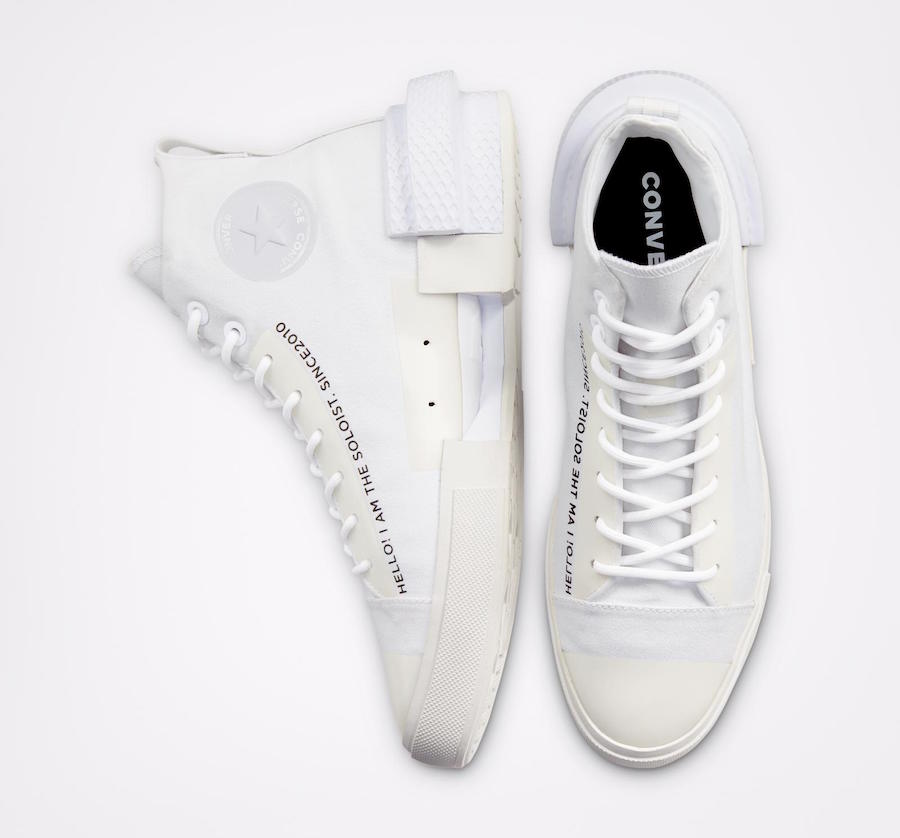 Converse TheSoloist White