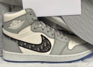 Dior Air Jordan 1 High OG Unboxing