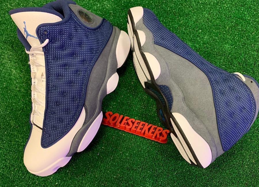 Flint Air Jordan 13 414571-404 Release Info