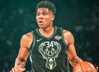 Giannis Antetokounmpo Nike Zoom Freak 2