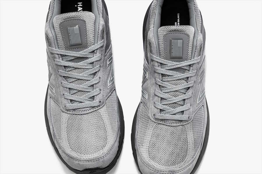 Haven New Balance 990v5 Grey Reflective Release Date Info