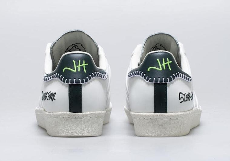 Jonah Hill adidas Superstar FW7577 Release Date