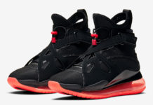 Jordan Air Latitude 720 Black Infrared AV5187-006 Release Date Info