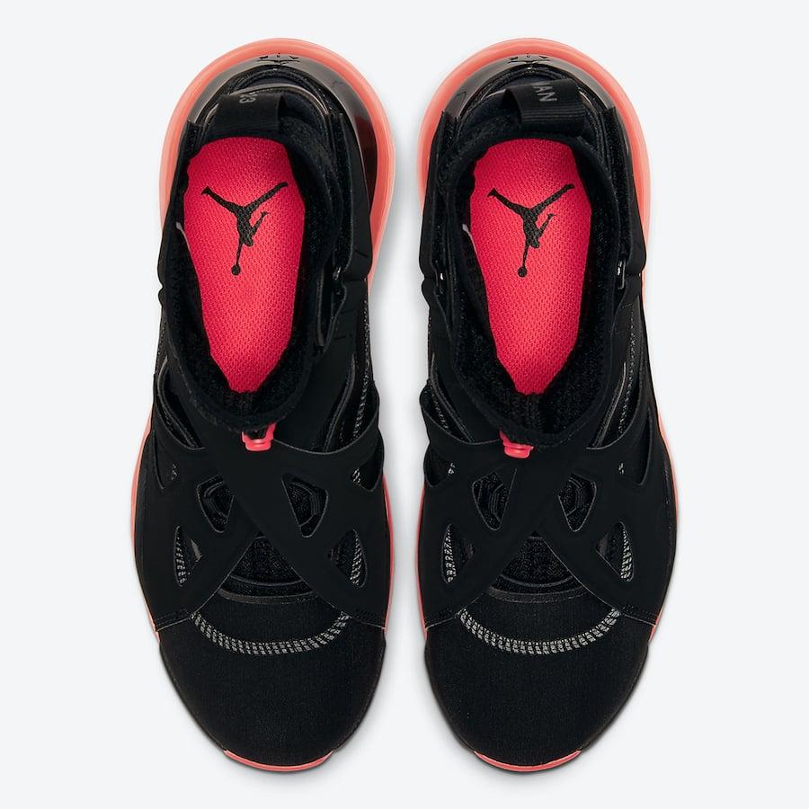 Jordan Air Latitude 720 Black Infrared AV5187-006 Release Date Info