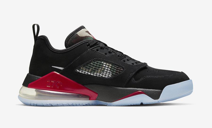 Jordan Mars 270 Low Camo CK1196-008 Release Date Info