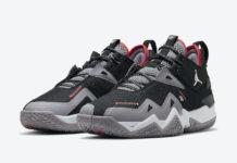 Jordan Westbrook One Take Black Cement CJ0780-001 Release Date Info