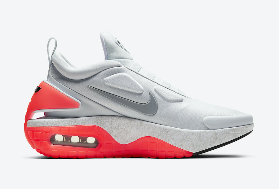 Nike Adapt Auto Max 'Infrared' Official Images | Getswooshed