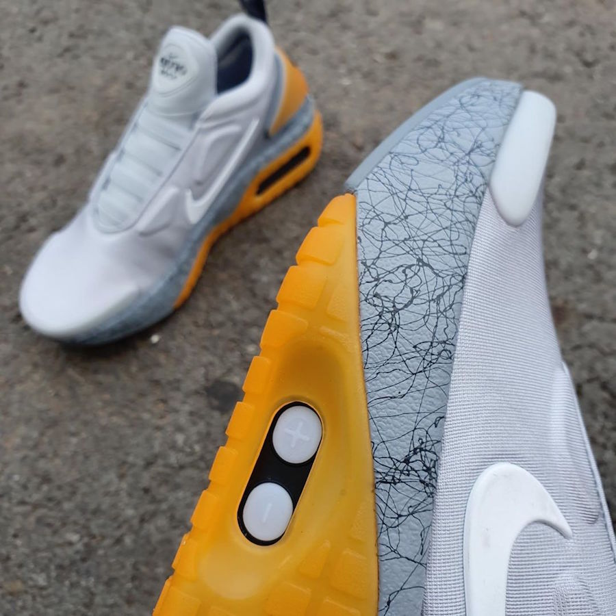 Nike Adapt LE 01 Grey Gum CW7304-001 Release Date Info
