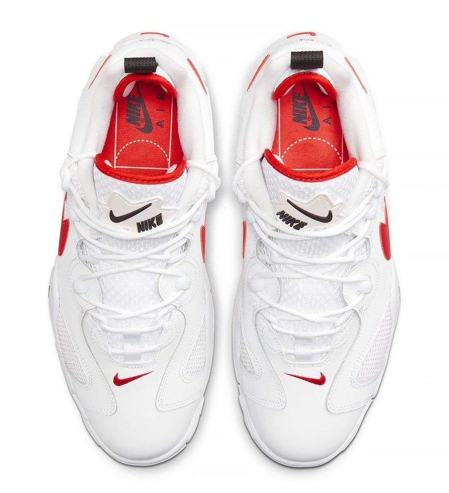 Nike Air Barrage Low Rucker Park Release Date Info