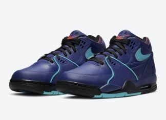 Nike Air Flight 89 Purple Teal CJ5390-500 Release Date Info