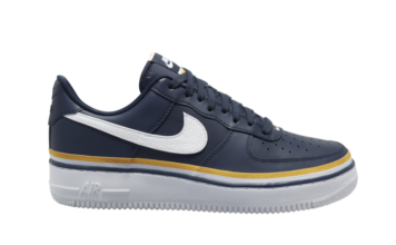 Nike Air Force 1 Low Obsidian White Gold CJ1377-400 Release Date Info