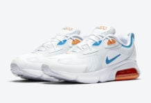Nike Air Max 200 Football Grey Laser Blue CT1262-001 Release Date Info