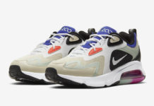 Nike Air Max 200 Fossil CI3867-200 Release Date Info