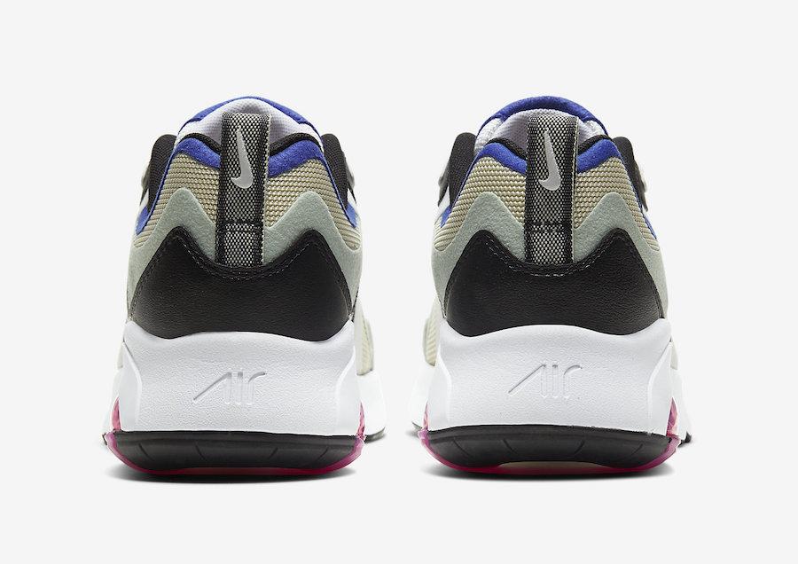 Nike Air Max 200 Fossil CI3867-200 Release Date Info