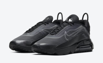 Nike Air Max 2090 Black Anthracite BV9977-001 Release Date Info