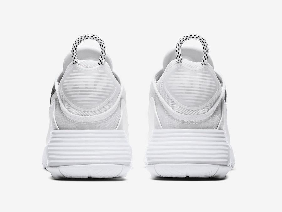 Nike Air Max 2090 White Black CK2612-100 Release Date Info
