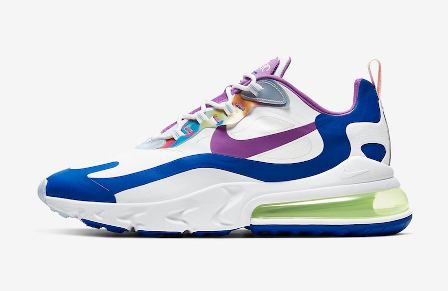 Nike Air Max 270 React Easter CW0630-100 Release Date Info