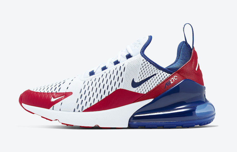 Nike Air Max 270 USA CW5581-100 Release Date Info
