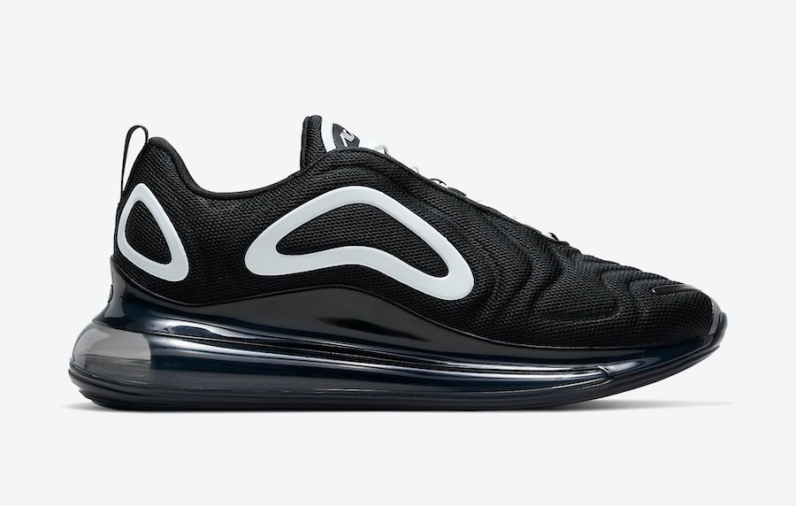 Nike Air Max 720 Black White CJ0585-003 Release Date Info