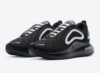 Nike Air Max 720 Black White CJ0585-003 Release Date Info