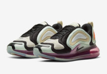 Nike Air Max 720 Fossil Pistachio Frost CI3868-001 Release Date Info